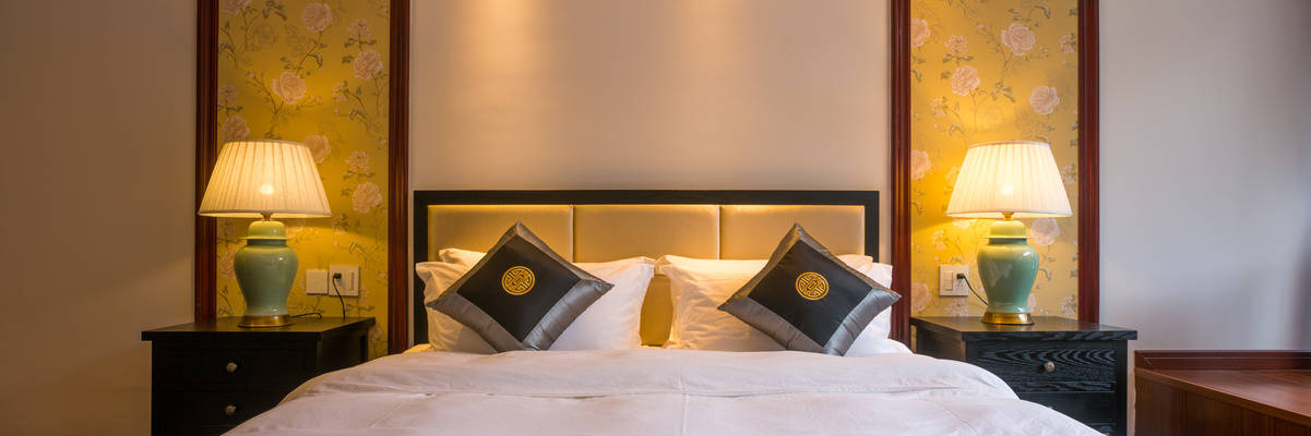 Plaque inox pour hotel